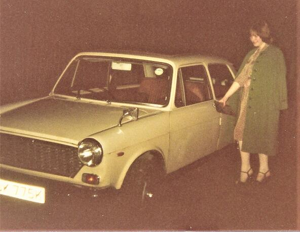 My First Car: December