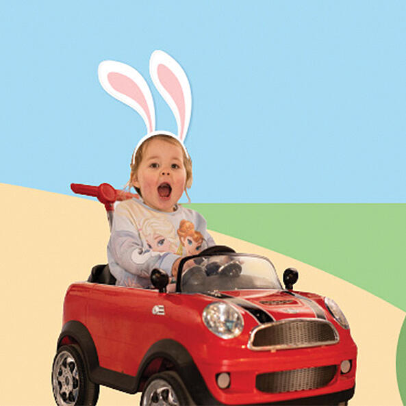 Enjoy Easter activities with the British Motor Museum at home instead!