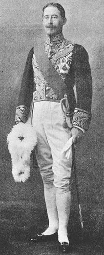 Lord Ronalshay
