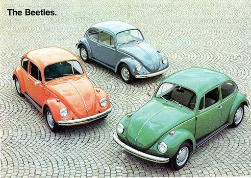 VW Bettle 1970