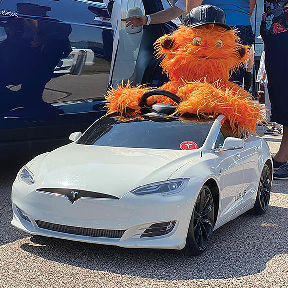 British Motor Museum to host Electric Vehicles Festival