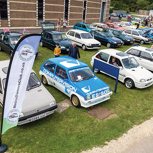 National Metro & Mini Show returns as the first event of the show season!