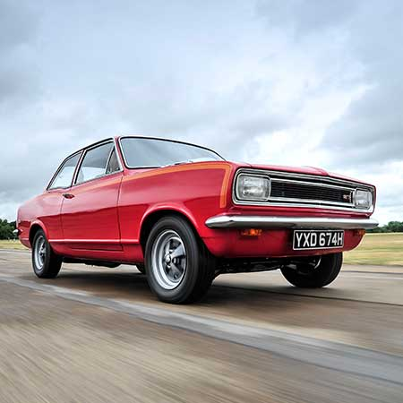 Vauxhall Heritage Collection to be displayed at British Motor Museum