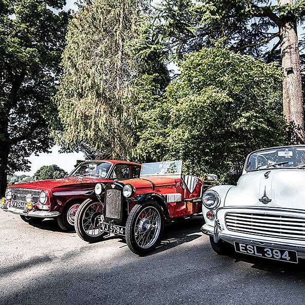 British Motor Museum to host 'Young Drivers classic experiences'