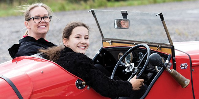 Young Driver Classics Experience 650x323