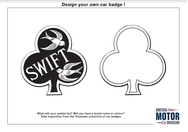 Swift Badge
