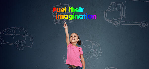 February's 'Future Fuels' lockdown family fun with the Museum!