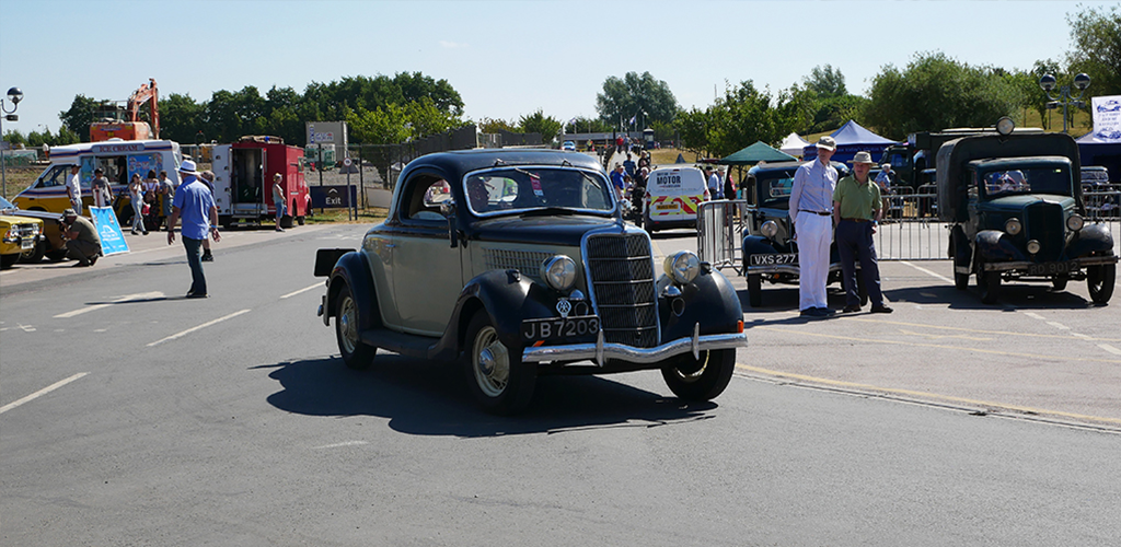 Old Ford Rally